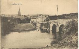 OLLOY (SUR VIROIN) : Le Pont - Cachet De La Poste 1929 - Viroinval