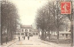 Dépt 45 - NOGENT-SUR-VERNISSON - La Gare - Andere Gemeenten