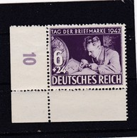Deutsches Reich, Nr. 811** (T 15761b) - Ungebraucht