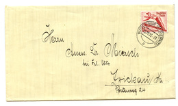 Germany Reich Letter Cover Posted 1936 200401 - Lettres & Documents