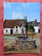 Dep 35 , Cpm  CHAUMIERE De BRETAGNE , 14 , écrite à St PRIAC  (091) - Saint-Briac