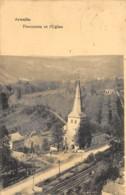 Aywaille - Panorama Et L'Eglise - Ed. Wéber - Aywaille