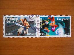France  Obl  N° 3844/3849 - Frankreich