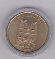Paris  Notre Dame  Façade Face Simple 2001 Millénium - Monnaie De Paris