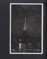 France CP La Tour Eiffel Citroen 1940 - Eiffelturm