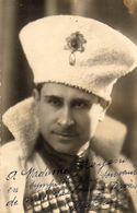1/ AUTOGRAPHE SUR PHOTO /Artiste Music Hall / Show Bizz ( ? ) 1930/50 - Fotos Dedicadas