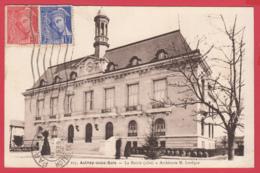 CPA-93-AULNAY-sous-BOIS - La Mairie - 1939 - Architecte M. Lévêque ** 2 SCANS *** - Aulnay Sous Bois