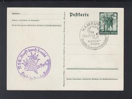Dt. Reich GSK 1938 Kolonialschau Und KdF Stempel - Briefe U. Dokumente