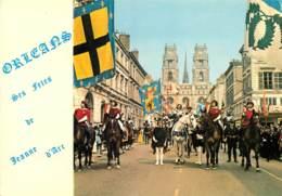 45 - ORLEANS - FETES DE JEANNE D'ARC - Orleans
