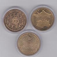 Paris Lesamis De L'euro 10 Ans 2013+ Monuments Nationaux 100 Ans 2014+ Les Charitables  Béthune 2009 - Monnaie De Paris