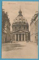 KOBENHAVN - COPENHAGUE - Marmokirken - Circulé 1919 - Danemark