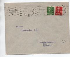 1929 - ENVELOPPE De OSLO (NORVEGE / NORGE) - Norvège