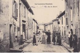 CPA - La Lorraine Pittoresque - Jezainville - (54) Meurthe Et Moselle - Rue Du Moulin - France