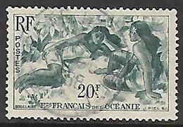 OCEANIE N°199 - Used Stamps
