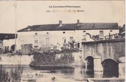 CPA - La Lorraine Pittoresque - Jezainville - (54) Meurthe Et Moselle - Le Moulin - France