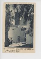 Maroc - Casablanca : Ruelle Et Mosquée De La Ville Indigène (n°51) Enfants - Casablanca