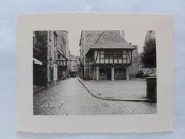 Dînan (en Photo) Le 00 08 1954 Côtes D'armor France - Dinan