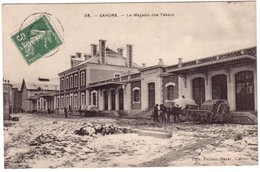CAHORS - Le Magasin Des Tabacs - Cahors