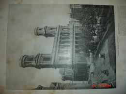 Lamina-Paris-1900--1,Eglise Saint-Sulpice - Ancianas (antes De 1900)