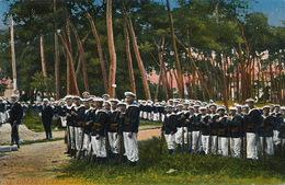Exercice De Marins à Juan Les Pins . Marine .  Golfe Juan . - Altri
