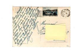 P0193 STORIA POSTALE PROPAGANDA TURISTICA L. 12 ISOLATO PER INTERNO - 1946-.. République