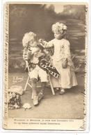 K 1845 VERY OLD  ( 1903)  FANTASY  POSTCARD  , CHILDREN - Sin Clasificación
