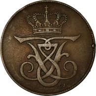 Monnaie, Danemark, Frederik VIII, 5 Öre, 1908, Copenhagen, TTB, Bronze, KM:806 - Danemark