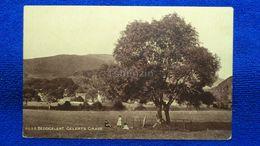 Beddgelert Gelert's Grave Wales - Pays De Galles