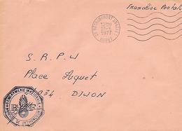 GENDARMERIE NATIONALE ( 25 ) - Brigade De BETHANCOURT - Postmark Collection (Covers)