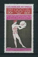 COTE DES SOMALIS 1964 . Poste Aérienne N° 41 . Neuf * (MH) . - Neufs