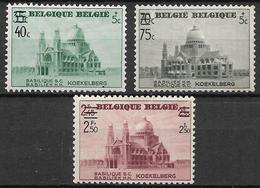 Belgium 1938, Complete Set - Ungebraucht