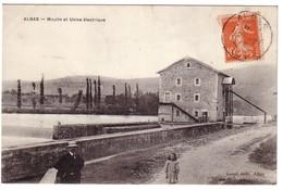 ALBAS - Moulin Et Usine Electrique - France