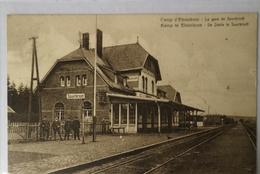 Camp Elsenborn // LA Gare De Sourbrodt 1922 - Elsenborn (camp)