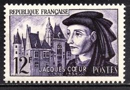 FRANCE 1955 -  Y.T. N° 1034 - NEUF** /2 - Ungebraucht