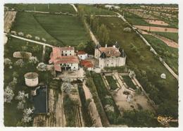 42 - Environs De Saint-Romain-en-Jarez - Le Château De Lachal  -  Vue Aérienne - France