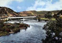 Poulseur - Le Pont Du Chemin De Fer Et Le Barrage - Comblain-au-Pont