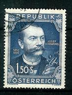 Österreich 1952: Mi.-Nr.  970: Schrammel - 1945-.... 2. Republik