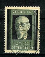 Österreich 1951:  Mi.-Nr. 959: Karl Renner - 1945-.... 2. Republik