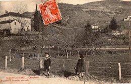 30 ST JEAN DU GARD CAMPLAUSIS - Saint-Jean-du-Gard