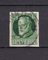 Bayern - 1914/15 - Michel Nr. 95 U - Gest. - 400 Euro - Bayern