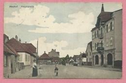67 - STRASSBURG - STRASBOURG - NEUHOF - Hauptstrasse - Restauration Zur Karpfe - Strasbourg