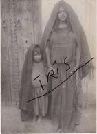 PH35 - TUNISIE - FEMME DE TATAHOUINE - VERS 1905 - Afrique
