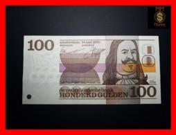 NETHERLANDS 100 Gulden  14.5.1970  P. 93   XF - [2] 1815-… : Regno Dei Paesi Bassi