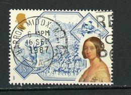 GRANDE BRETAGNE - EPOQUE VITORIENNE - N° Yvert 1279 Obli. - Oblitérés
