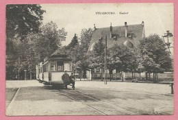 67 - STRASSBURG - STRASBOURG - NEUHOF - Tram - Tramway - Strassenbahn - Voir état - Strasbourg