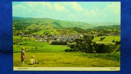 Machynlleth Wales UK - Montgomeryshire