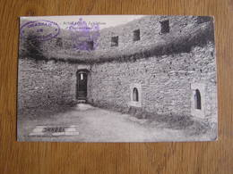 BOUILLON Le Château 2 ème Cour Intérieur Prov Luxembourg Belgique CPA Carte Postale Postkaart - Bouillon