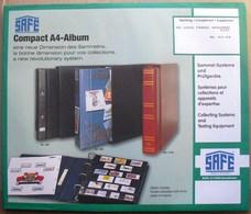 SAFE/I.D. - Jeu ANDORRE FRANCAIS 2001 - Albums & Reliures