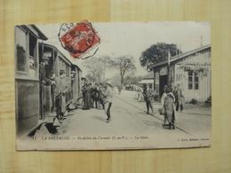 35 SAINT AUBIN DU CORMIER - LA GARE - TRAIN - Autres Communes
