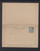 Carte-Lettre Colonies - Ganzsachen